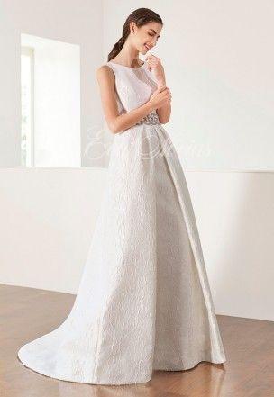 vestido de novia modelo 2665. patricia avendaño colección 2017 en