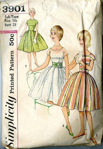Vintage Simplicity Patterns At Vintagepatternwarehouse Vintage Magnificent Vintage Simplicity Patterns