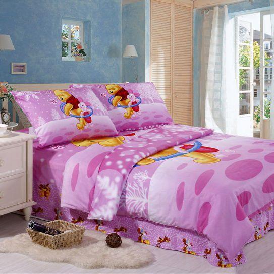 Winnie the Pooh Bedroom | the pooh bedding set pink winnie the pooh bedding set