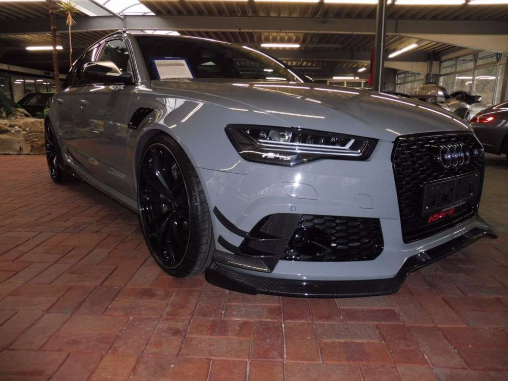2018 Audi Rs6 R Quattro Abt Warranty Until 11 2019 Great Condition