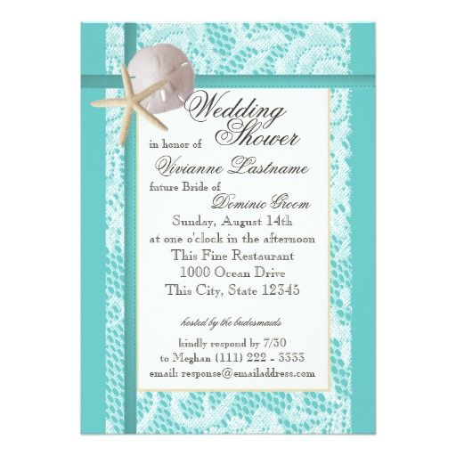 How to Ocean Theme Wedding Shower 5x7 Paper Invitation Card we are given they also recommend where is the best to buy