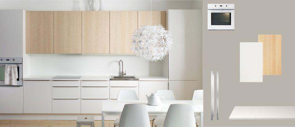 Ikea Kitchen Birch pinmagdalena Śmiłowska on kitchen ideas | pinterest