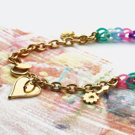 missbibi, collier, necklace, elastique, elastic, couleurs, colors, jeunesse, jeu, vintage, design, été, 2015, summer, arty, art