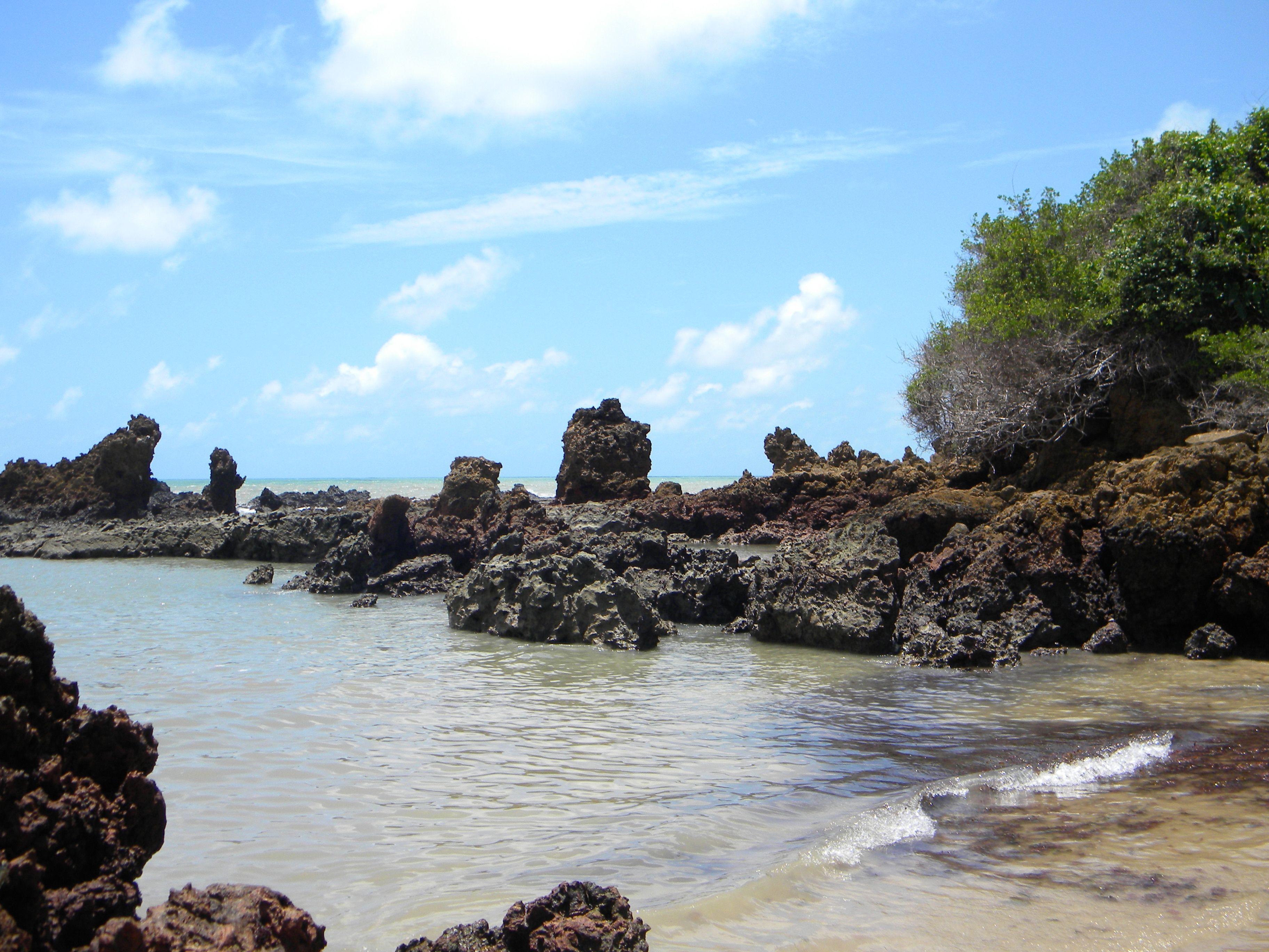 Tambaba Beach - PB - Brazil