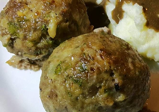 Easy Oven Baked Meatballs Recipe -  Yummy this dish is very delicous. Let's make Easy Oven Baked Meatballs in your home!