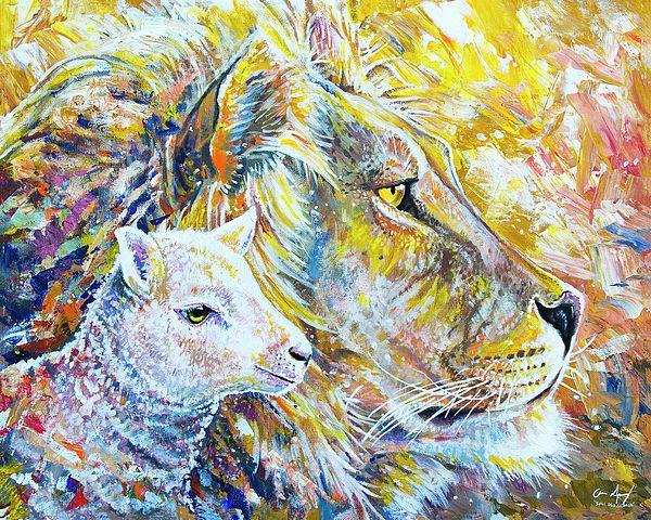 what does a lamb symbolize