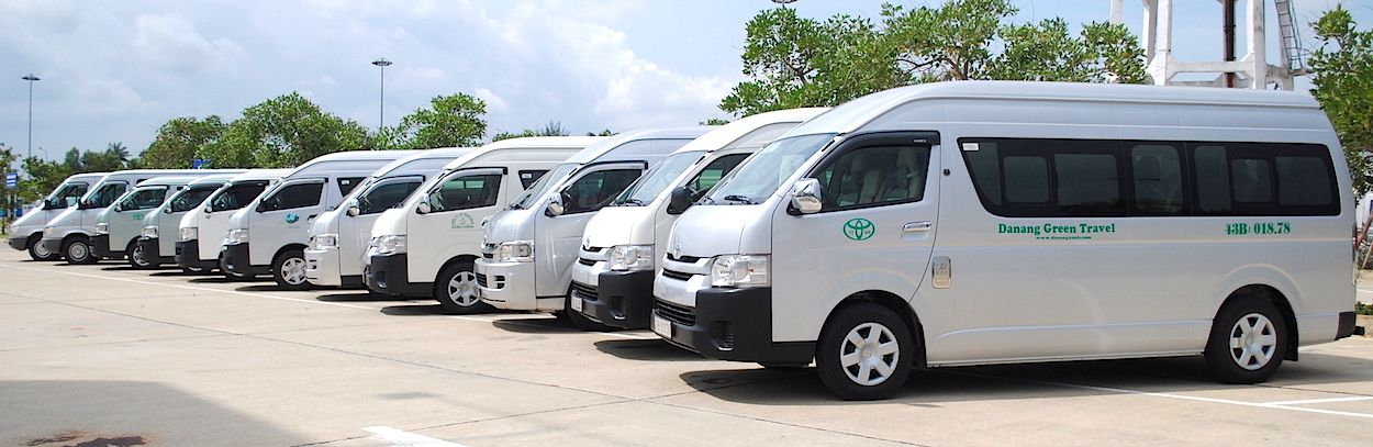 Xe Open Bus Đà Nẵng - Bà Nà