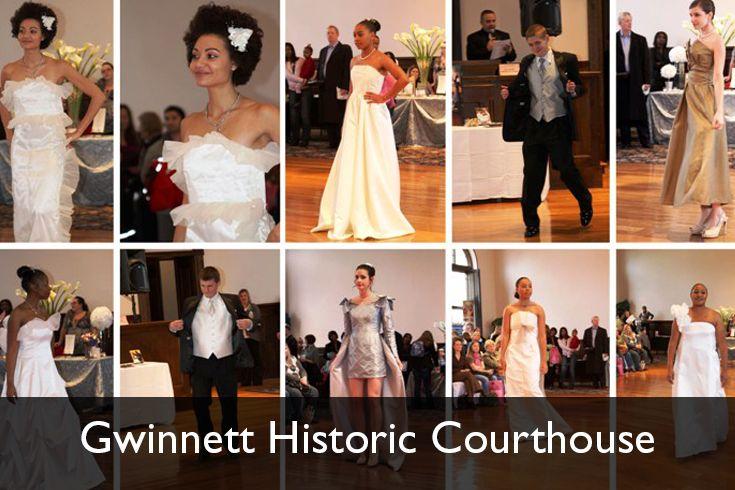 Bridal show historic courthouse lawrenceville