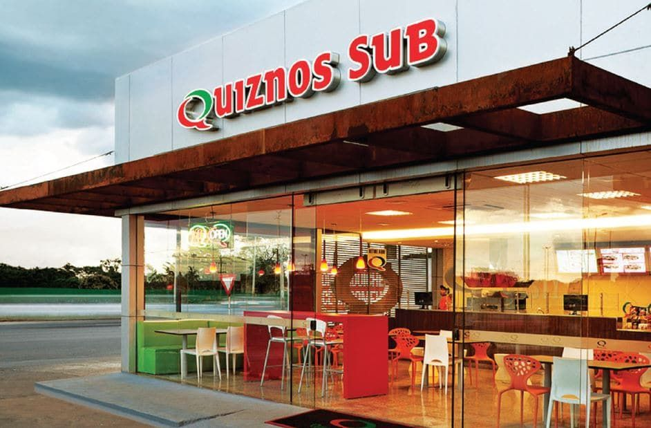 QUIZNOS NEAR ME Job application, Loyalty program