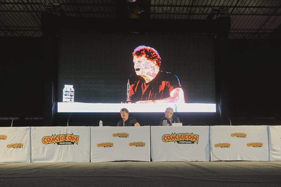 #comicconportugal #comiccon #cosplay #porto #oporto #portugal #JohnNoble