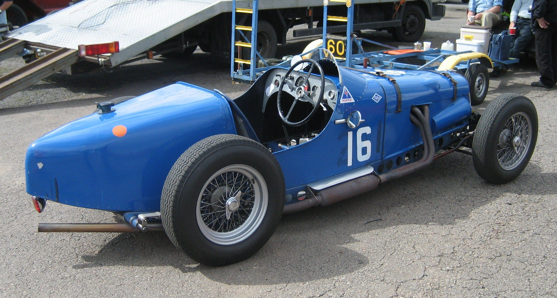 1935/38 Riley Special Sports