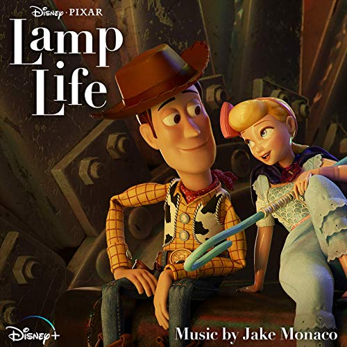 Original Motion Picture Soundtrack For The Disney Pixar Animated Short Film Lamp Life 2020 The Music Was Compose In 2020 Bo Peep Toy Story Disney Music Disney Pixar
