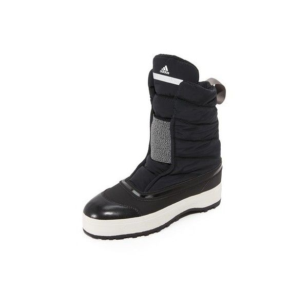 adidas by Stella McCartney Winter Boots ($190) ❤ liked on ... : adidas quilted boots - Adamdwight.com