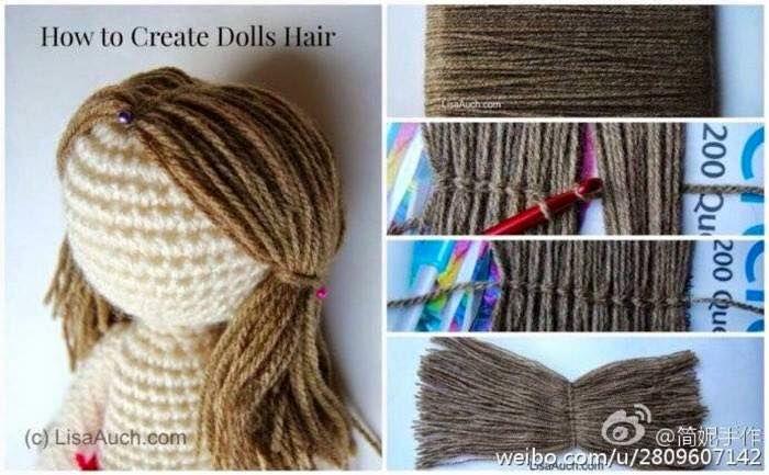 Amigurumi Doll Free Pattern : Crochet amigurumi free crochet amigurumi patterns diy crafts