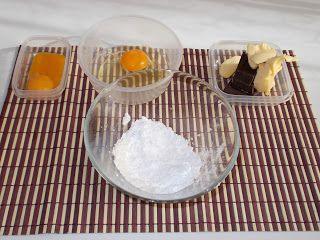 Οι συνταγές του Δίας!Dias recipes!: Εύκολα Σουφλέ σοκολάτας
