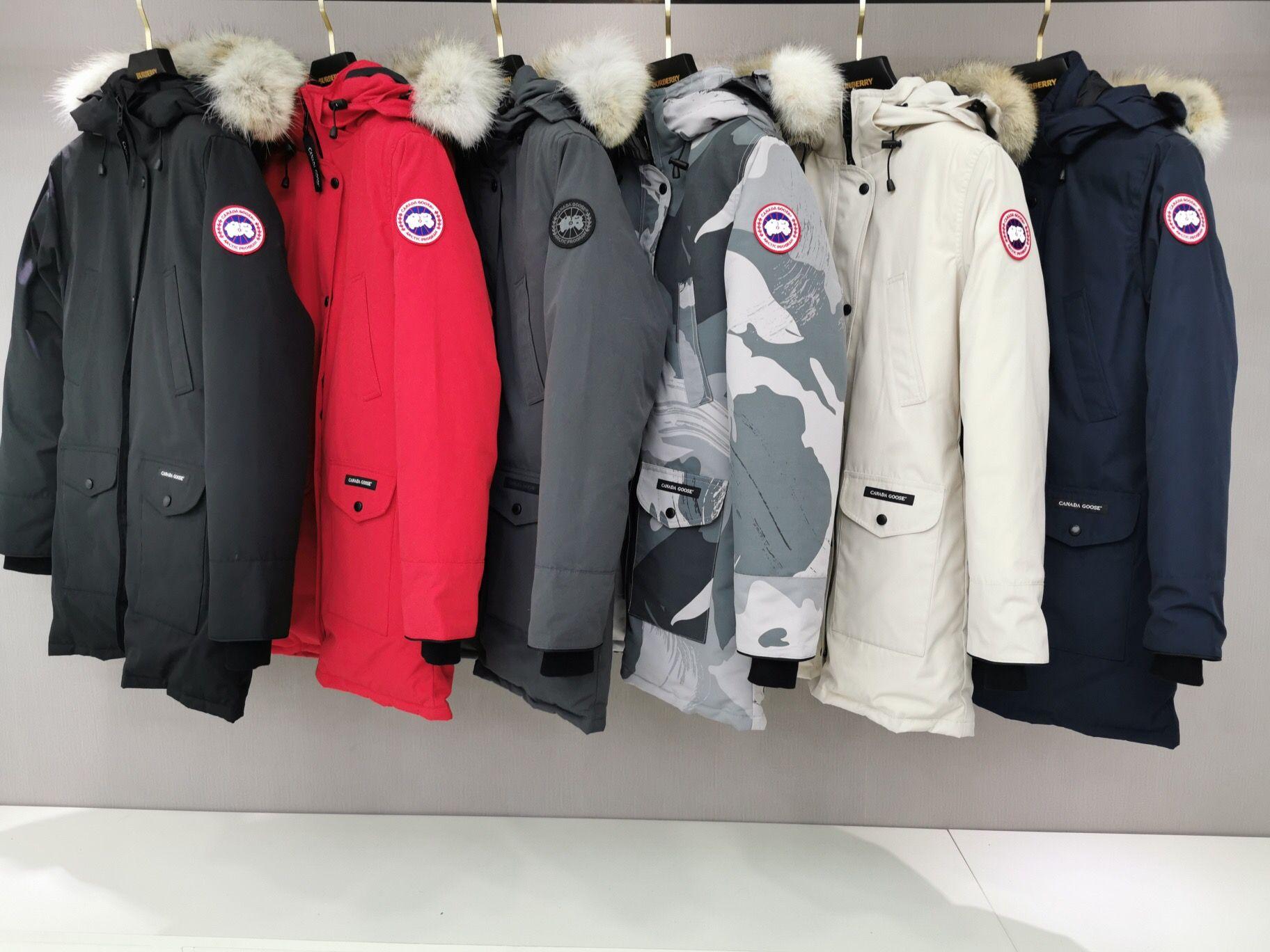 Canada Goose 07 Trillium For Women 6 Colors Luxury Jacket Jackets Canada Goose Parka