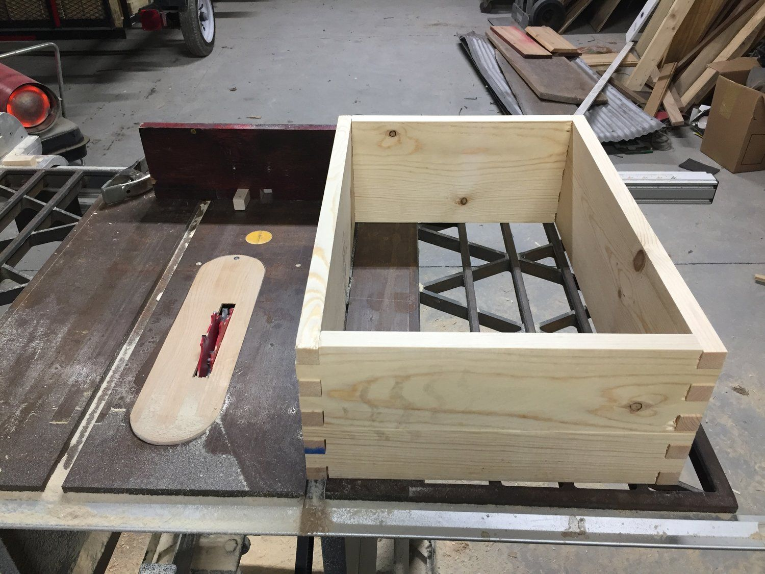 How to Build A Beehive Part 2 Building Beehive Boxes