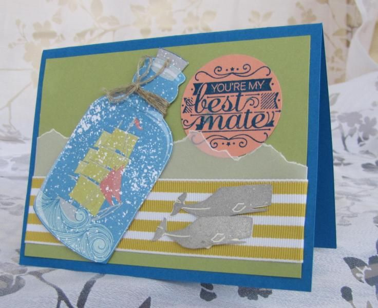Best Mate Forever by meisu4 - Cards and Paper Crafts at Splitcoaststampers