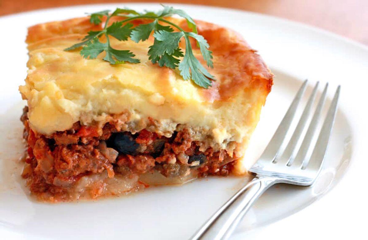 Moussaka Recipe - The Daring Gourmet