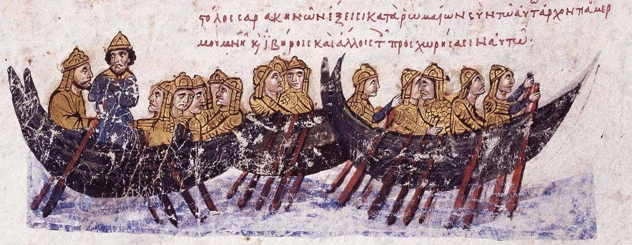 Saracen fleet against Crete - Byzantine navy - Wikipedia