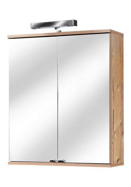 Spiegelschrank Isola Breite 60 Cm Spiegelschrank