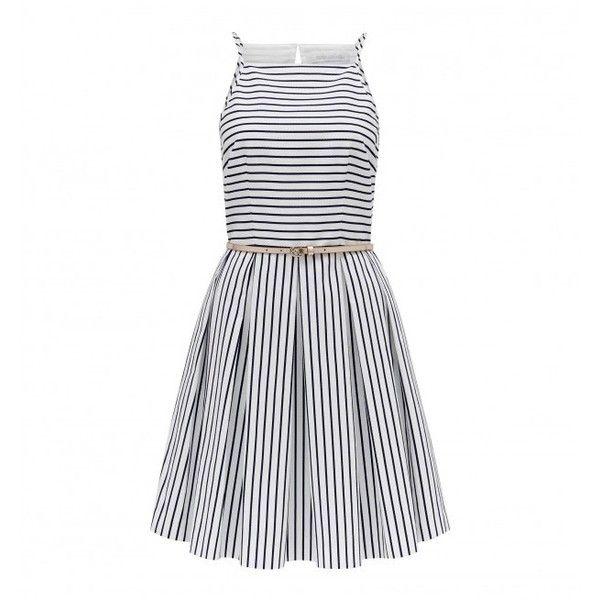 Forever New Jacinta Stripe Sundress ($72) ❤ liked on Polyvore ...