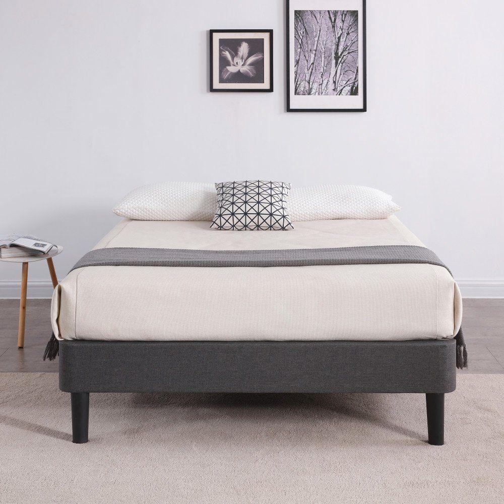 Classic Brands Decoro Claridge Upholstered Platform Bed