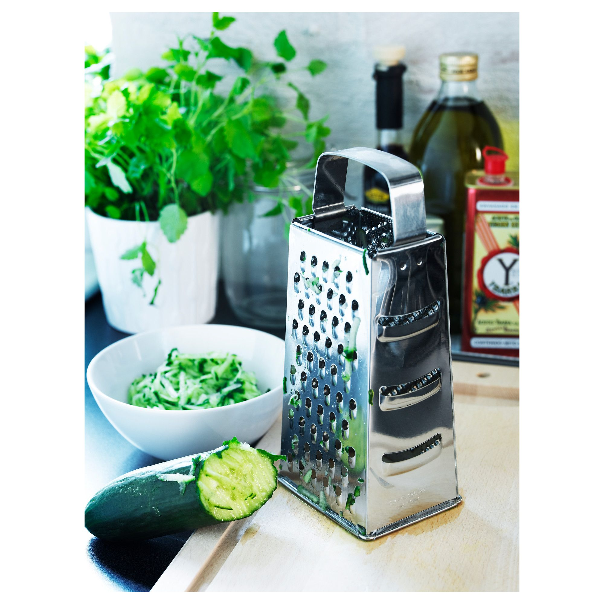 Ikea Usa All Products: IKEA - IDEALISK Grater Stainless Steel In 2019