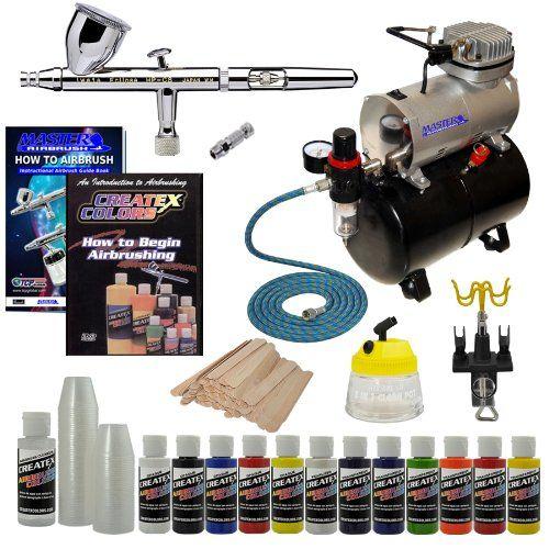 Iwata Airbrush Kit >> Iwata Hp Cs Eclipse Airbrush Kit With Airbrush Depot 1 Year Warranty