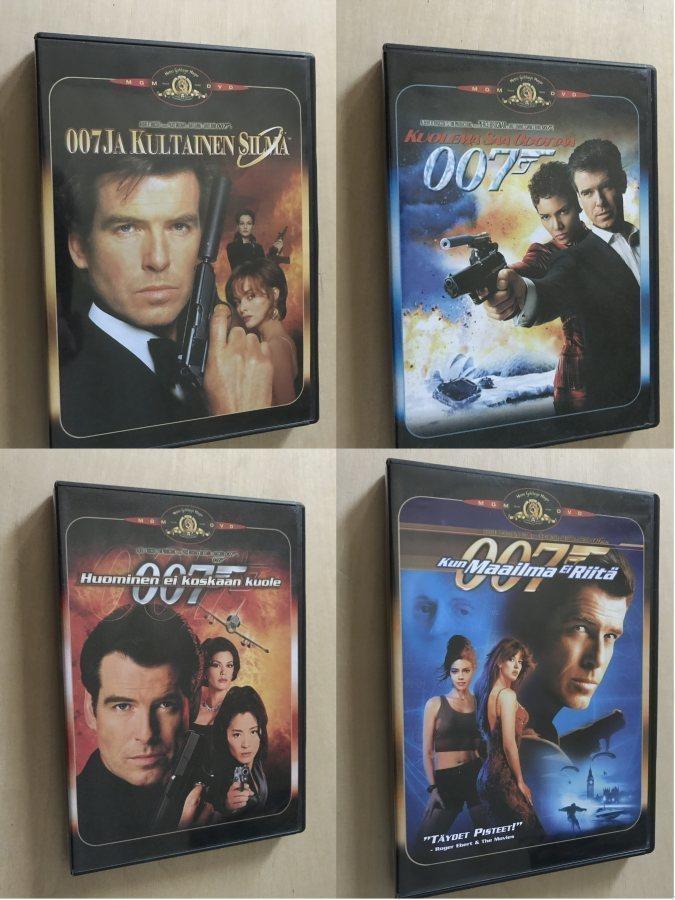 James Bond Kirjat