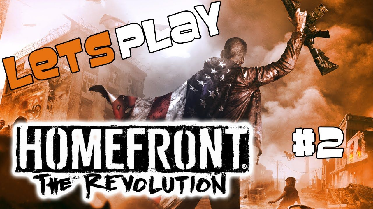 Ride Into The Dangerzone Let S Play Homefront The