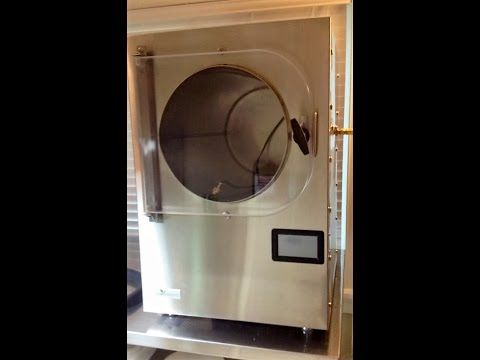 Customize Cycle Hours Option Harvest Right Freeze Dryer Settings How To Training Help Harvest Right Freeze Dryer Freeze Drying Freeze Drying Food