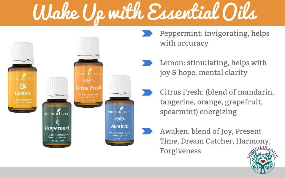 Back To School With Essential Oils Essential Oil Beginner My