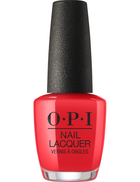 Opi Nail Polish Bottle Red My Fortune Cookie Opi Nail Polish Nail Polish Bottles Nail Polish