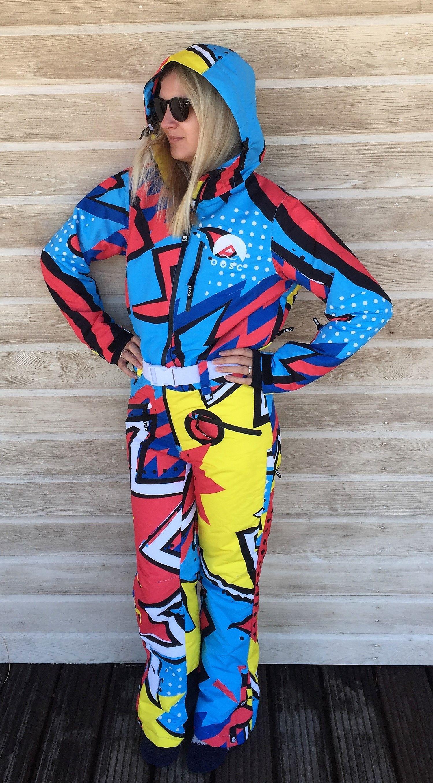 3ba8430cd0 Fresh Prince 2k18 - Women s Ski Suit - OOSC Clothing