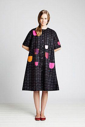 Iloinen takki dress by Marimekko c68cbdb48584c