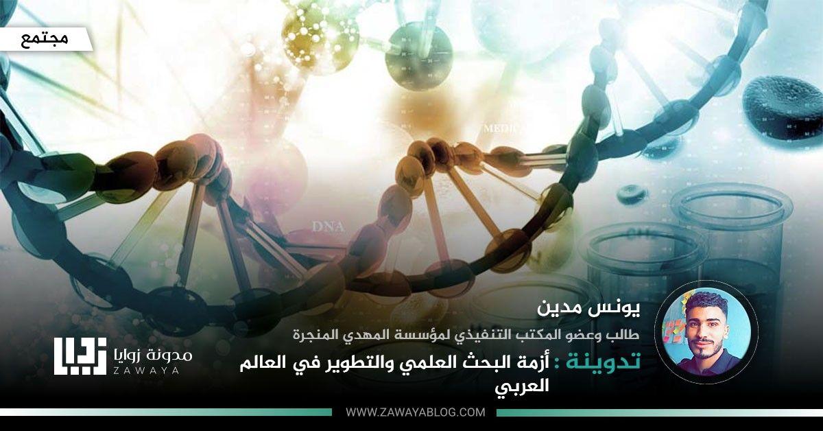 أزمة البحث العلمي والتطوير في العالم العربي Movie Posters Poster Movies