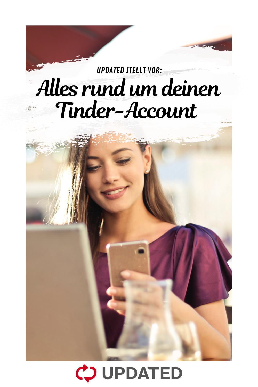 Tinder Account Erstellen