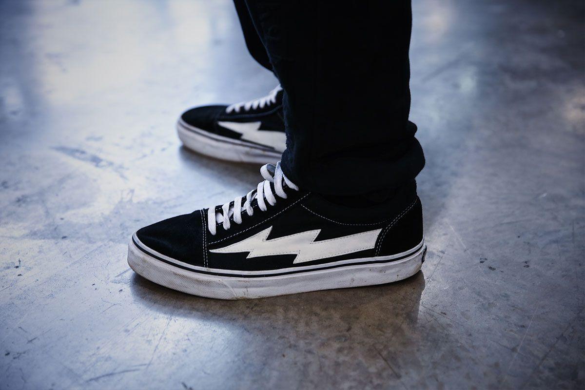 Ian Connor Revenge X Storm Shoe Inspiration Vans Old Skool Sneaker Sneakers