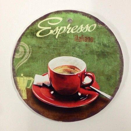 Quadrinho Espresso Verde