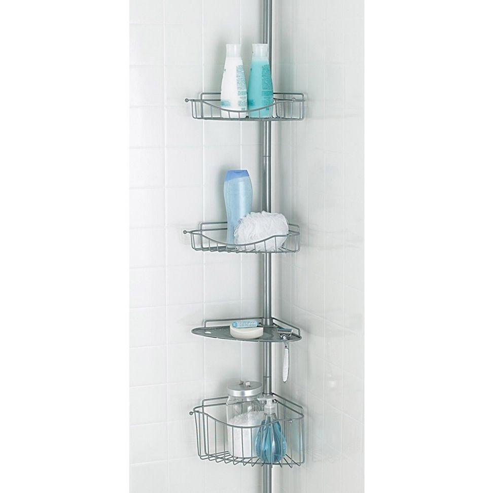 Zenith Products Bathtub And Shower Corner Caddy | Bathroom Utensils ...