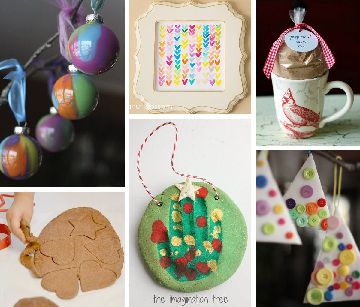 christmas craft gift ideas for kids to make