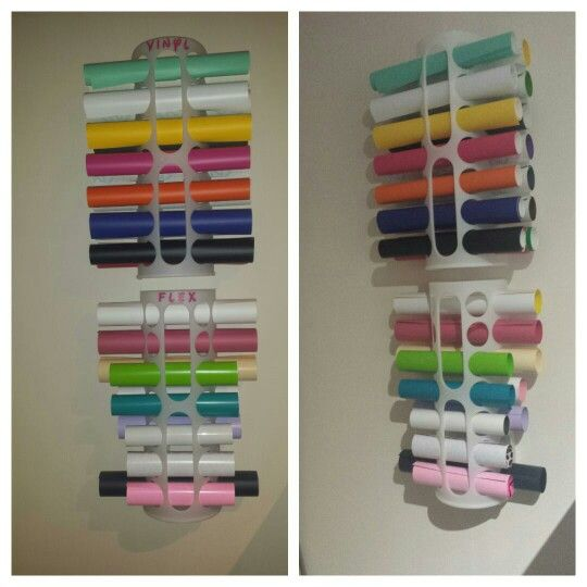 Ikea Hack Variera Storage For Silhouette Cameo Htv And