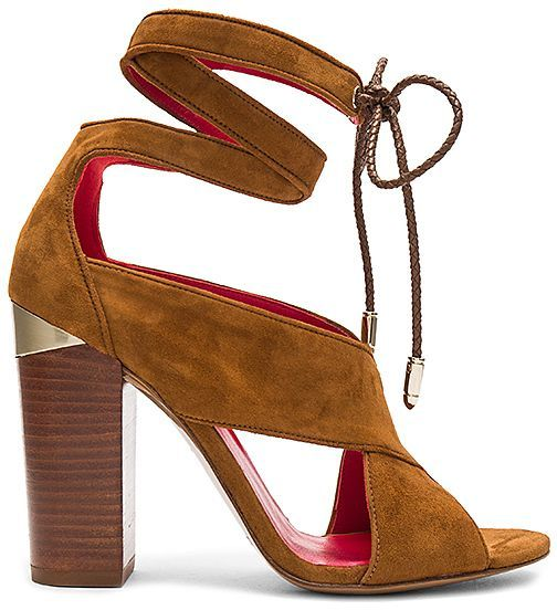 89919c19a Pura Lopez Ankle Wrap Heel   Products   Heels, Ankle strap shoes ...