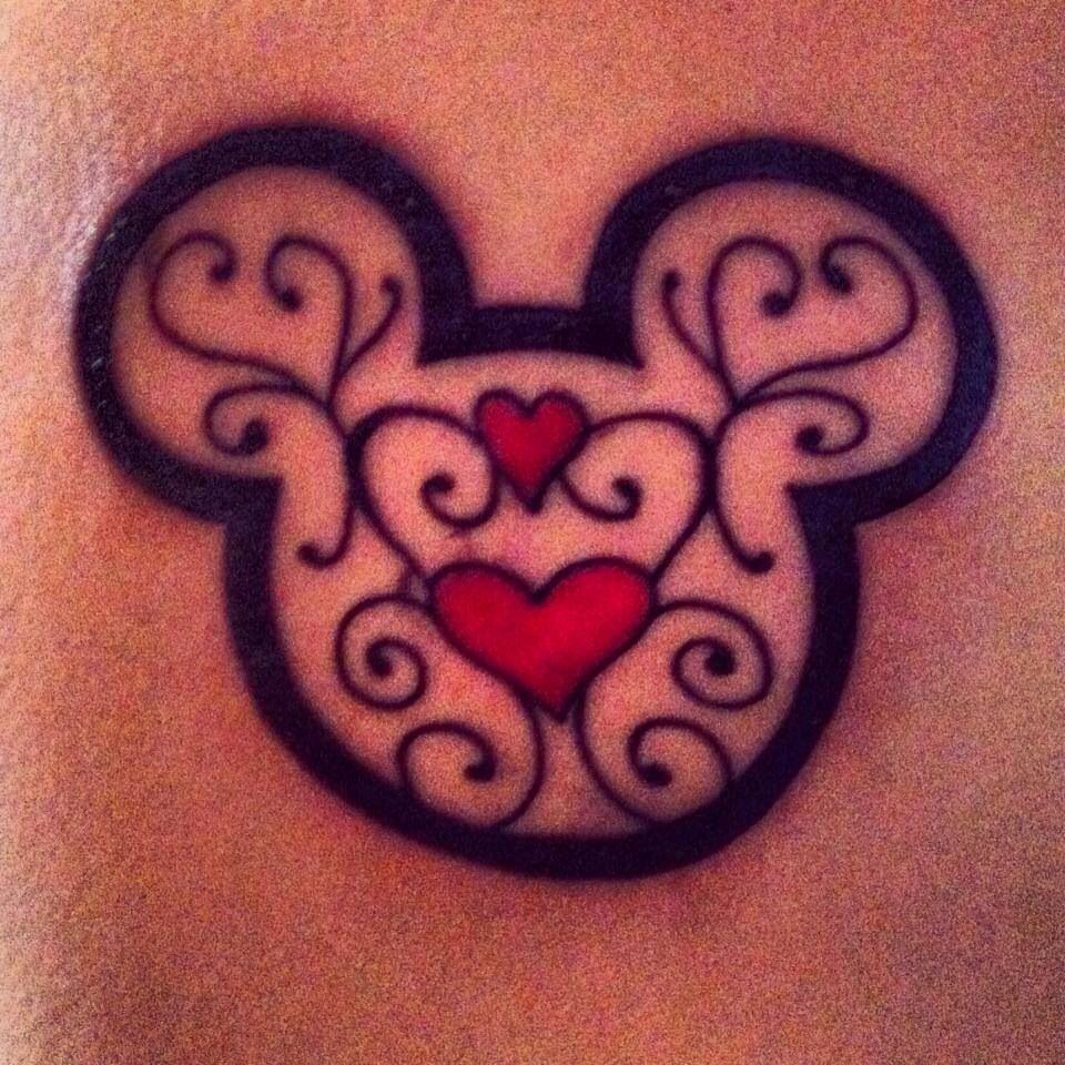 Mickey Mouse tattoo | Tattoos | Pinterest | Mickey mouse tattoos ...