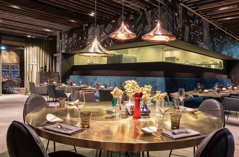Skykitchen berlin berlino dreimeta armin fischer bar for Berlino hotel design