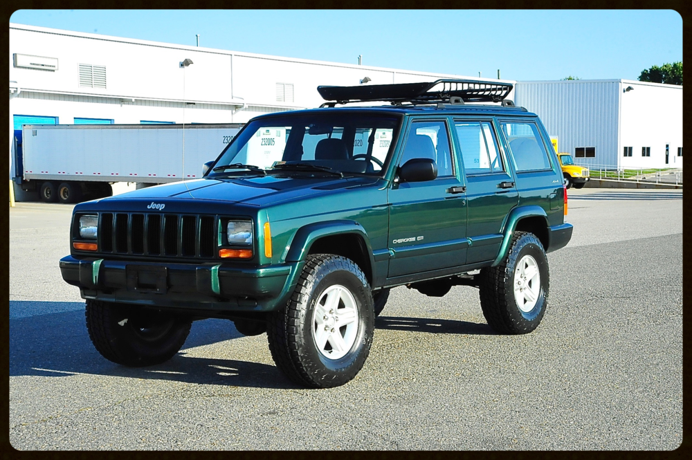 Built Cherokee Old Davis Autosports With Images Jeep