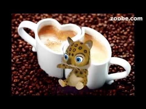 Ma buongiorno con un buon caffè