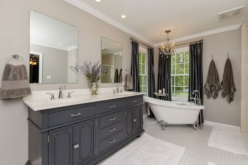 27 Beautiful Bathrooms With Clawfoot Tubs Pictures Clawfoot