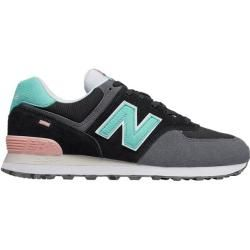 Photo of New Balance Herren Sneaker 574 Marbled Street, Größe 41 ½ in Schwarz New BalanceNew Balance